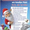 Nikolaustreiben am Houiller Platz