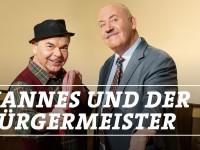Hannes und der Bürgermeister in Offenburg