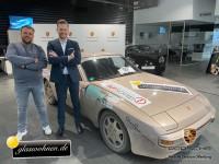 Schwarzwald-Winter-Challenge - Spendenaktion mit Porsche Zentrum Offenburg.