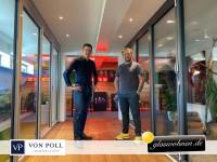 Partnerschaftlich in Coronazeiten - POLL Immobilien, Partner von Glaswohnen.