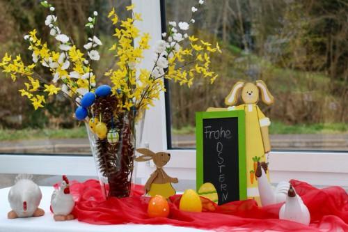 Wir wünschen euch allen ein frohes Osterfest!