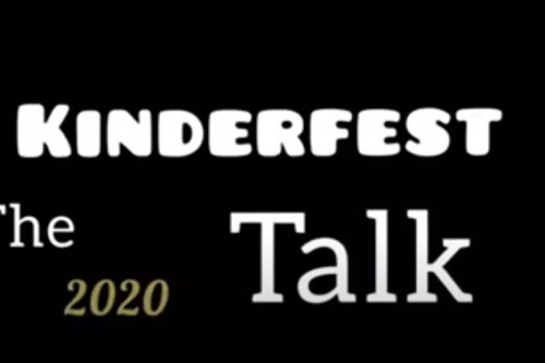 Kinderfest the talk