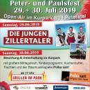 Peter- und Paulsfest 2019