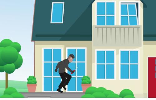 Schwachstellen in Wohngebäuden