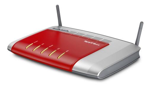 Wir installieren Ihren DSL-Router dirkt bei Ihnen zu Hause.