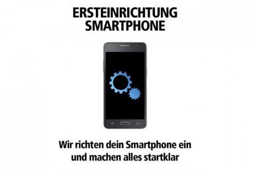 Die Smartphone Ersteinrichtung - wir helfen, Telepartner Armbruster in Offenburg.