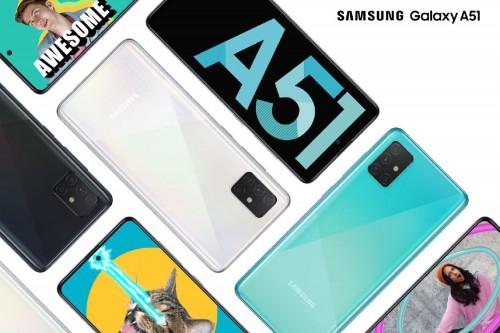 Samsung Galaxy A51 jetzt bei uns in Offenburg