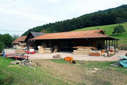 Heimvorteil in Schweighausen