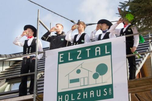 Richtfest Elztal-Holzhaus GmbH