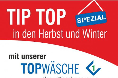 Tip Top in den Herbst und Winter
