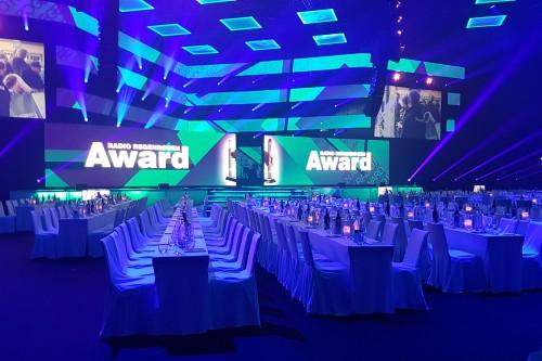 Glanz und Glamour beim Radio Regenbogen Award