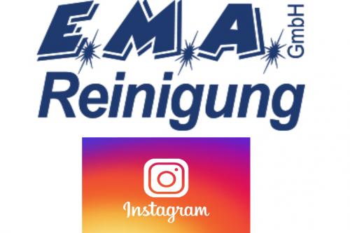 E.M.A. Gebäudereinigung GmbH ab sofort auch auf Instagram