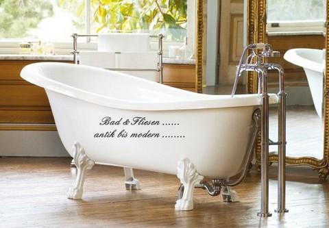 Bad und Wohnen
