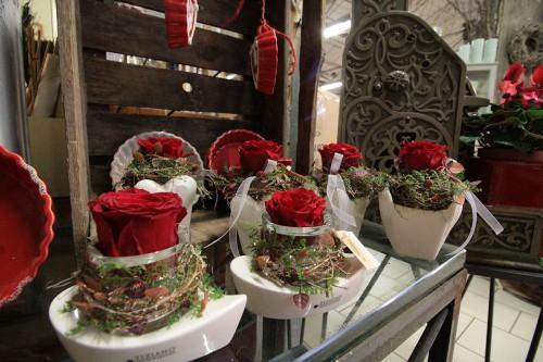 Valentinstag - schöne Geschenkideen jetzt bei Blumen Kiesel