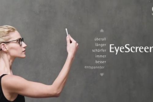 EyeScreen®+: Blaulicht-Abschwächung