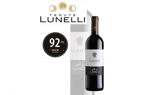ALIOTTO Toscana Rosso - Prämierte BIO Qualität aus der Toskana