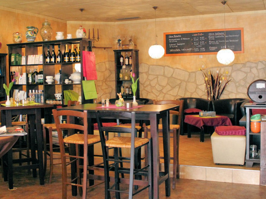 Da Rosa GmbH - Cafe, Bistro & Lounge