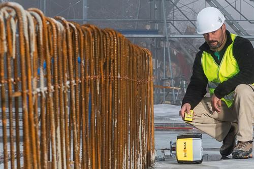 Erweiterung unseres Mietparks im Bereich Baulaser und Vermessungstechnik