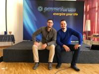 Dynamischer Gesprächs- und Beratungspartner!