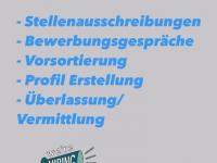 Dein Ansprechpartner, MR Jobfinder GmbH