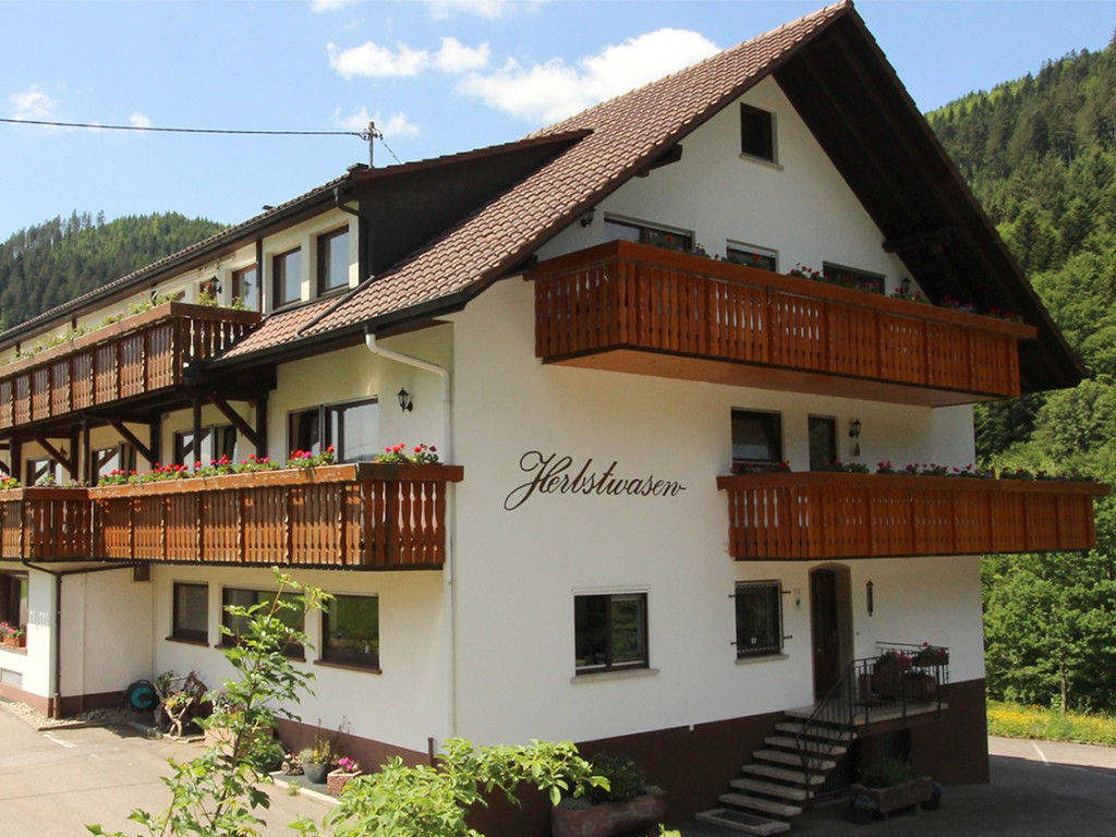 Höhengasthaus Pension Café Herbstwasen