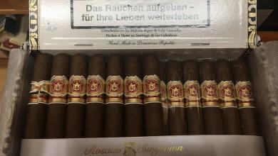 Rosado sungrown; zigarren-lahr;cigars;