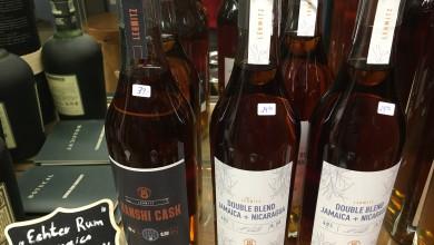 Jamaica Rum; Weine und Spirituosen