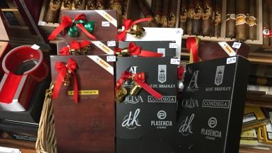 Zigarren, Geschenke;
