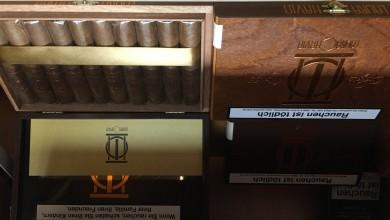 Zigarren; handgedrehte Zigarren