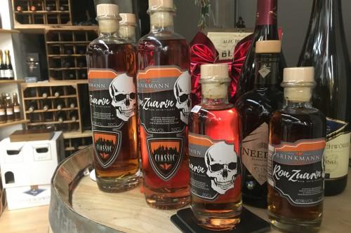 Rum; Ron Zuarin