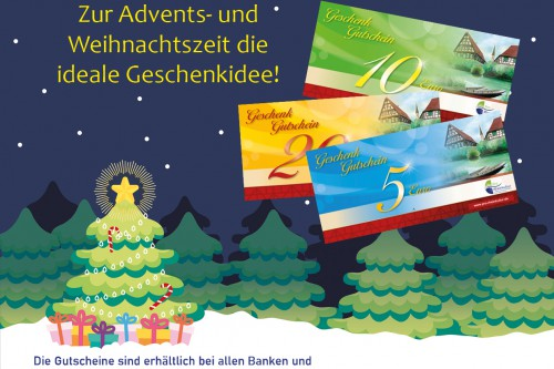 Geschenkideen zur Advents- und Weihnachtszeit