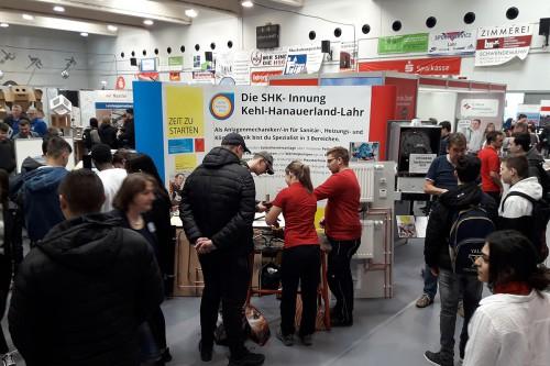 Rückblicke zur Berufsinformationsmesse in Lahr-Sulz 22./23.03.2019