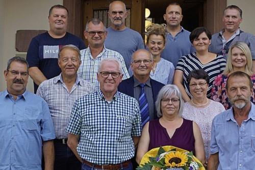 Rolf Mauch bleibt Ortsvorsteher in Sulz