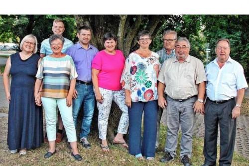 Annerose Deusch bleibt Ortsvorsteherin von Langenwinkel