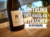 Frei Haus Lieferung im Raum Offenburg
