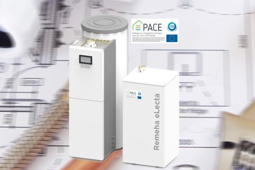Das Brennstoffzellensystem eLecta 300 für das Eigenheim für mehr Strom und Wärme