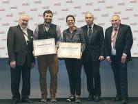 Gourmetpreis und Innovationspreis für die Metzgerei Weber in Seelbach