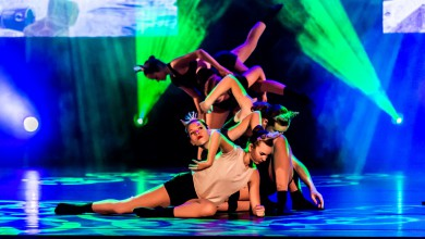 Contemporary Tanz (Ausdrückstanz)