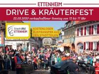 Drive & Kräuterfest 2020, das Jubiläum