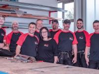 BeRu GmbH zeigt sich neu nach einer Fotosession
