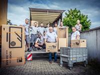 Wussler Umzüge GmbH steht für mehr als 100 Jahre Qualität und ist als TOP-UNTERNEHMEN ausgezeichnet!