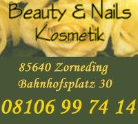 Zorneding - Nagelstudio, Fußpflege, Kosmetik - Fettreduzierung