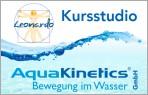 Aquakinetics und Leonardo Kursstudio