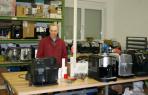 Kaffee Killius - Der Spezialist für generalüberholte Vorführ- und Gebrauchtmaschinen.