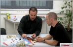 Die nehmen Ihnen den Druck ab... - Badische Offsetdruck Lahr GmbH